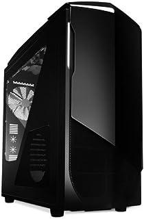 NZXT- Caja de Ordenador Phantom 530 Formato ATX con Ventana (CA-PH530-B1), Color Negro