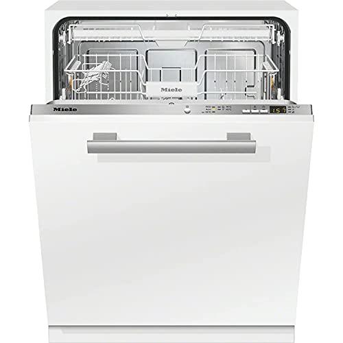 Lavavajillas totalmente integrable modelo G 4960 SCVI, A+++, color blanco, 57 x 59,8 x 80,5 centímetros (referencia: Miele 21496062SER)