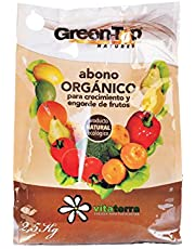 Vitaterra Abono Orgánico en Pellets 2.5 kg, 10030