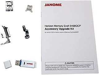 Janome Horizon Memory Craft 9400 QCP Upgrade Kit