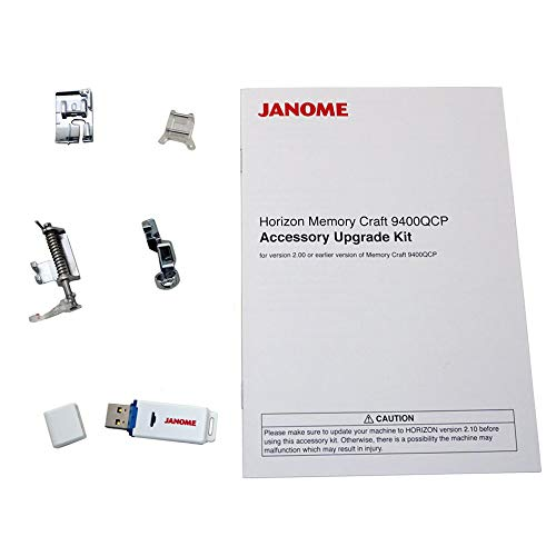 Janome Horizon Memory Craft 9400 QCP Upgrade Kit