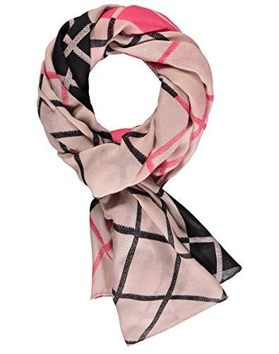 Gerry Weber dames sjaal met karopatch