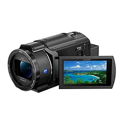 Sony FDR-AX43 UHD 4K Handycam Camcorder from Sony