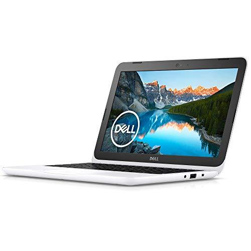 Dell ノートパソコン Inspiron 11 3180 AMD-A9 Windows10/11.6インチHD/4GB/128GB/eMMC/ホワイト/18Q12W