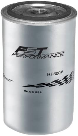 FST Performance Attention brand RF500M Silver 3 Replacement W Micron Rating Max 45% OFF Fuel