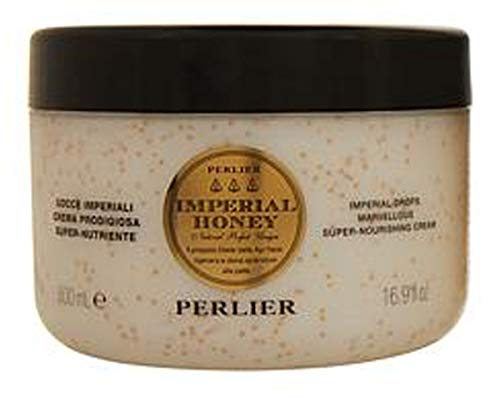 Perlier Imperial Honey Imperial Drops Body Cream Huge 16.9 Fl Oz Jar by Perlier