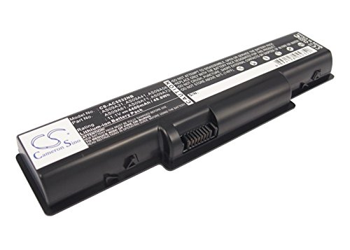 11.1V Battery Replacement for Acer Aspire 5732Z-4280 Aspire 5532-5535 ASO9A90 AS09A90 AS09A61 ASO9A75 ASO9A73 AS09A75 AS09A41 AS09A56 ASO9A41 4400mAh