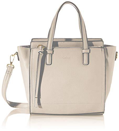 Gabor Shopper Damen, Beige, Rosaria, 31x10x24 cm, Tasche, Umhängetasche