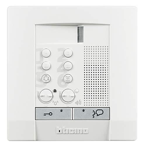 Bticino sistema 2 hilos - Interfono polyx audio