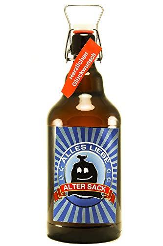 SünGross Riesenbierflasche XXL-Bierflasche Alter Sack