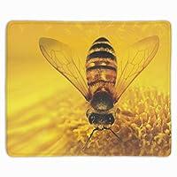 品質選択快適なマウスパッド(蜂蜜以上)-9.8x11.8x0.1