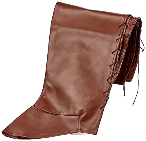 Boland Cubre botas marrones para adultos
