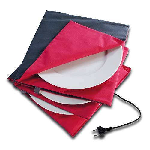 Solis Calienta Platos Maxi Gourmet 865 Ø 32cm - Calientaplatos Electrico -...