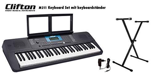 Clifton Keyboard M211