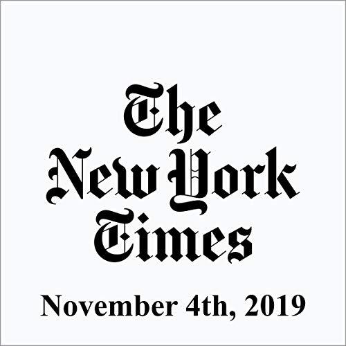 November 4, 2019 cover art