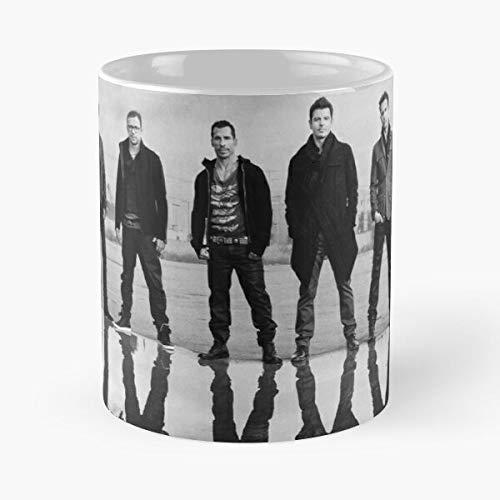 Nuevo The Prv RSE KOM Block On Tour Kids Best 11oz cerámica taza de café personalizar