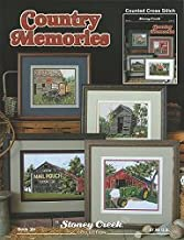 Country Memories (Book 391) Cross Stitch Chart