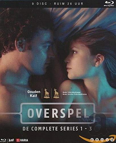 Overspel - Seizoen 1-3 (1 Blu-ray)