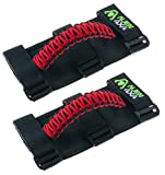 Alien 4x4 Jeep Grab Handles - Premium Paracord Jeep Grab Handles 3 Straps Easy to Install ...