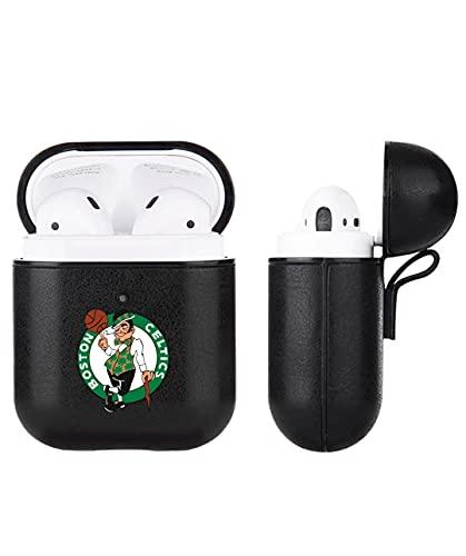 Fan Brander NBA Letherette case for Apple AirPod (Boston Celtics Apple Air Pod)