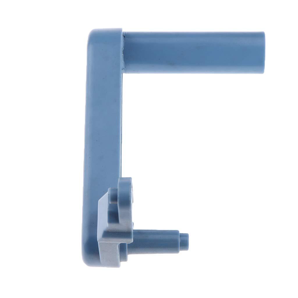 Almencla Trazador Pinch Brazo Azul Manija De La Palanca para HP DesignJet L25500 / Z6100 / Z6200: Amazon.es: Electrónica