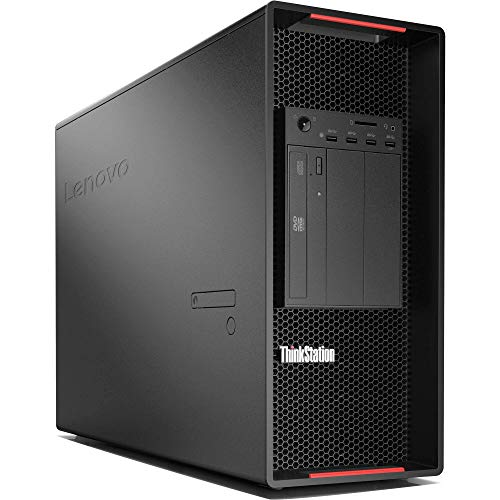 Lenovo ThinkStation P920 30BDS2RQ Estación de Trabajo en Torre, duales Intel Xeon Gold 6154 (2 x 18 núcleos), DDR4 192GB, SSD 1TB, Tarjeta gráfica NVIDIA Quadro P1000, Windows 10 Pro (Reacondicionado)