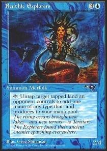 Magic: the Gathering - Benthic Explorers (1) - Alliances