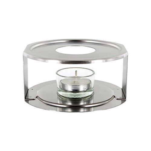 Trendglas Jena - Calentador con Vela para teteras (12 cm)