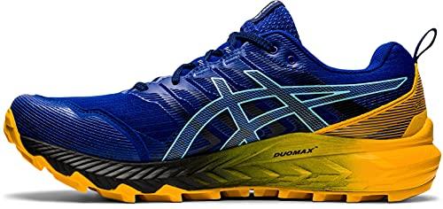 ASICS Gel-Trabuco 9, Zapatillas de Running Hombre, Monaco Blue Clear Blue, 40.5 EU