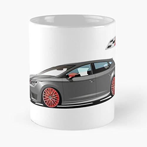 Seat León Cupra 290 Leon 5f - Best Gift Coffee Mugs