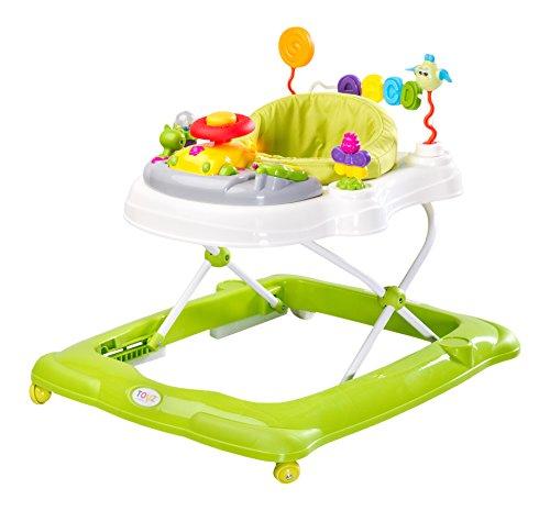 Supreme bébé Trotteur Step (Vert)