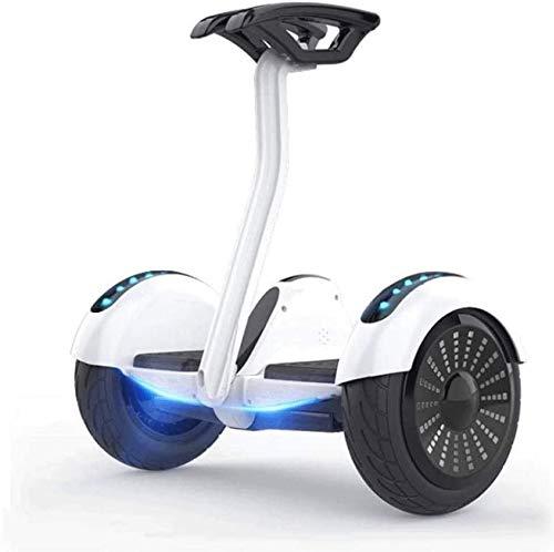 LINANNAN Intelligente Self-Balancing Elektro Transporter, Adult Elektro-Zweirad-Balancing Auto, Intelligent Zweirad-Scooter mit Handhebeln