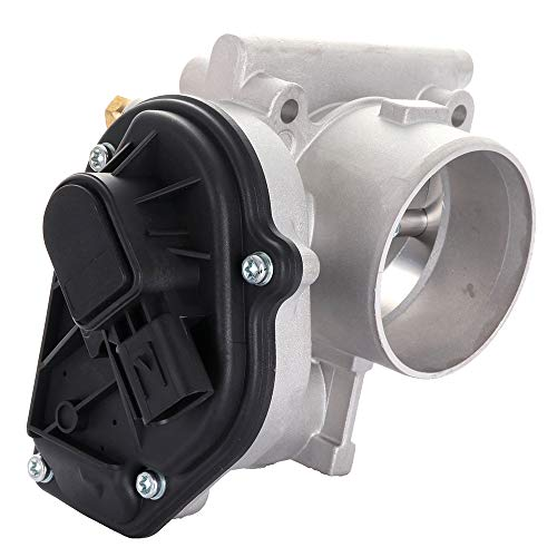 OCPTY New Electric Throttle Body Replace S20025 fit for 3.0L 2006 2007 Ford Five Hundred/Freestyle, 2005 2006 2007 Mercury Montego(No Water Hose)
