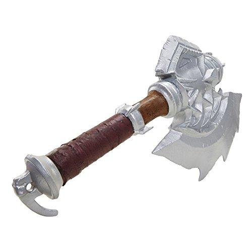 Prepararsi per la battaglia Arma estremamente dettagliata Due Mondi. Una casa Collezionali tutti Ideale per giocare o mostrare.