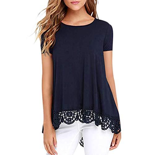 Damen Boho Blume Spaghettiträger Tops Shirt Spaghettitop Trägertop T-Shirt Bluse