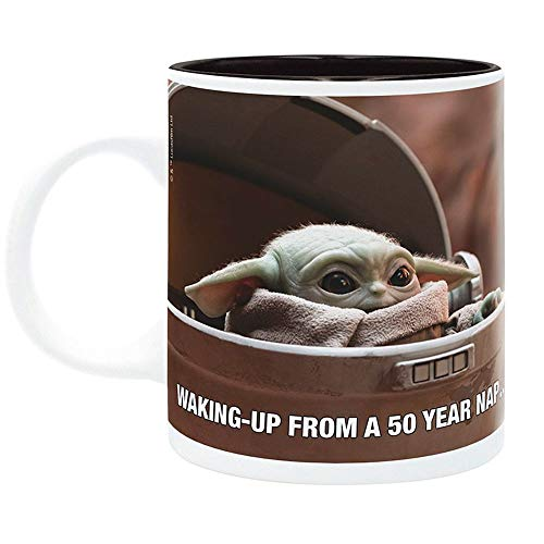 The Mandalorian – Baby Yoda – Coffee Mug The Child – Mug – Ceramic – Gift Box