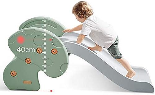 AIBAB Kinderrutsche Kindergartenspielzeug HDPD-Material Glatt Poliert Ohne Kanten Und Ecken 149 × 48,5 × 63 cm