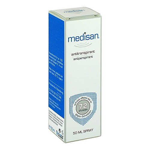 MEDISAN Plus Antitranspirant Deo Spray 50 ml