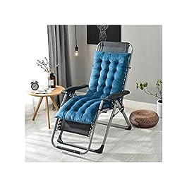 Coussin de chaise de décoration de bureau à domici Hiver Coussin Chaise en rotin Fauteuil Rocking Chair Chaise de bureau…