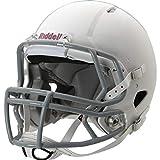 Riddell 29072556 Youth Speed Football Helmet, White/Gray, Small