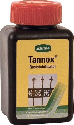 250 ml Tannox Rostumwandler/Roststabilisator von Kluthe 1 L=64 €