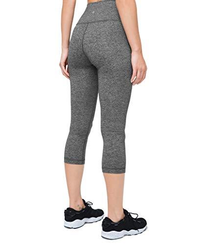Lululemon Wunder Under Crop High Rise Yoga Pants
