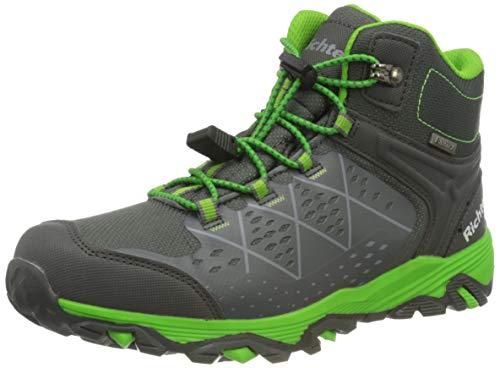 Richter Kinderschuhe TR-1 9245-8172 Walking-Schuh, 6401vulcano/Akz.n.Green, 39...