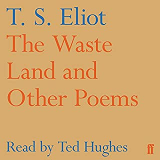 『The Waste Land and Other Poems』のカバーアート