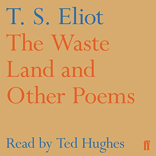The Waste Land and Other Poems audiobook cover art
