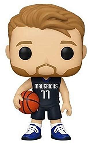 Funko-POP NBA Mavericks-Luka Dončić (Alternate) S5 Figura coleccionable, multicolor (51012)