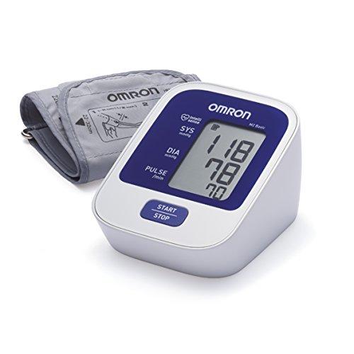OMRON M2 Basic Misuratore di pressione arteriosa da braccio
