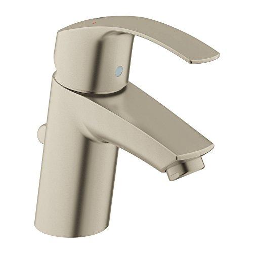 Eurosmart New S-Size Single-Handle Single-Hole Bathroom Faucet - 1.2 GPM