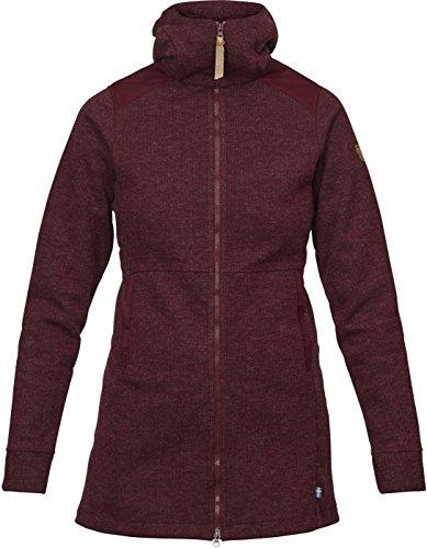 FJÄLLRÄVEN Övik Wool Jacket W Jacke XXS Dark Garnet