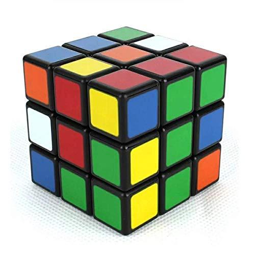 Cubo Puzzle 3x3 cubo Senza Adesivo con Nuova Struttura Anti-Pop di Ultima Generazione Veloce e Liscio Materiale Durevole Non tossico Adulti e Ragazzi Speedcube per Gioco di Addestramento Cerebrale